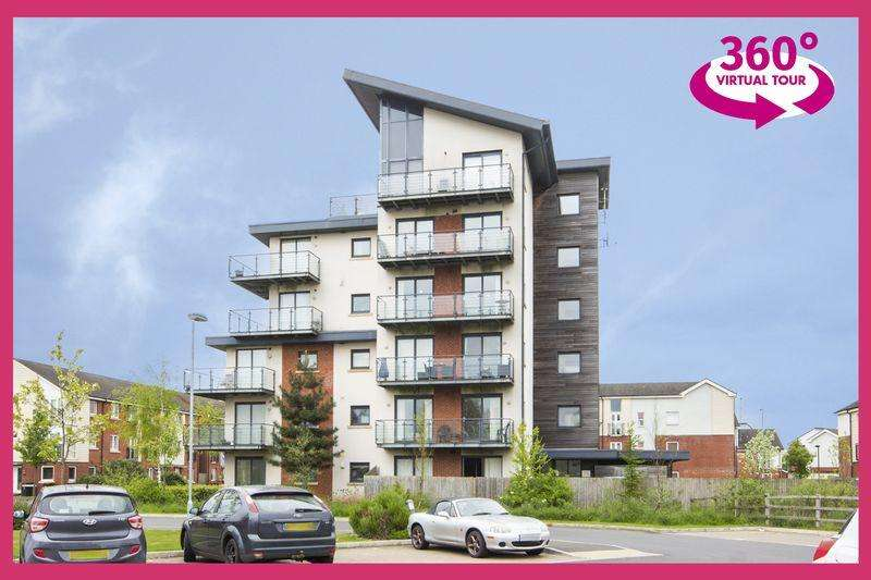 1 Bedroom Apartment Flat for sale in Ariel Close, Newport - REF# 00007533 - View 360 Tour at