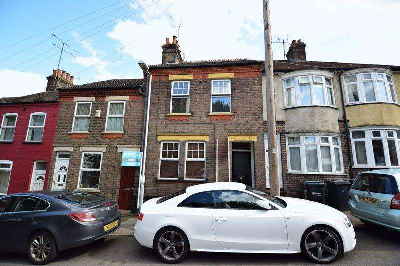 2 Bedrooms Apartment Flat for sale in Strathmore Avenue, Luton
