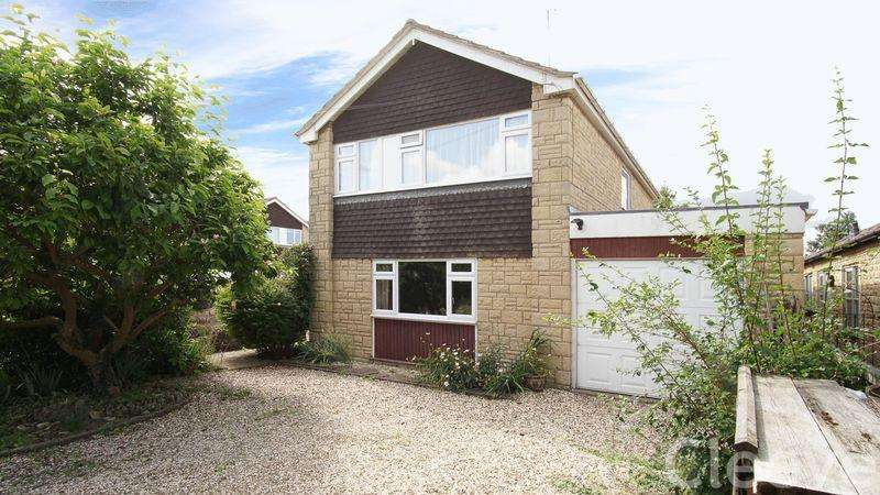 4 Bedrooms Detached House for sale in Yew Tree Drive, Gotherington