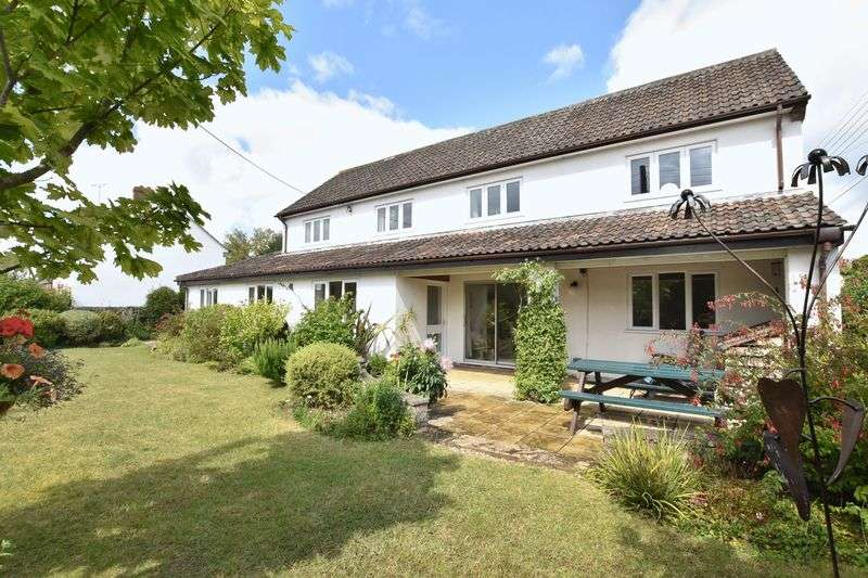 4 Bedrooms Property for sale in Churchway Close, Curry Rivel