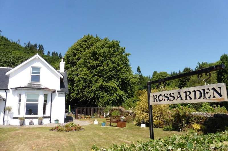 5 Bedrooms Detached Villa House for sale in Rossarden 105 Bullwood Rd, Dunoon, PA23 7QN