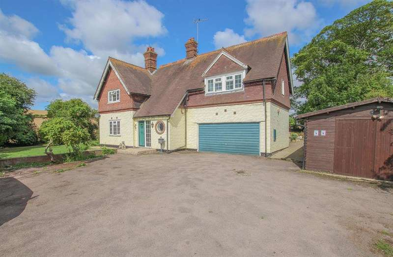 5 Bedrooms Detached House for sale in High Street, Cheddington - NO ONWARD CHAIN