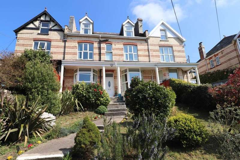8 Bedrooms Town House for sale in Ilfracombe, Devon