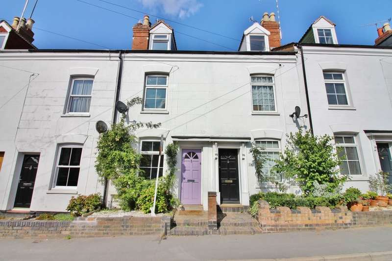 3 Bedrooms Terraced House for sale in Park Road, Kenilworth, CV8