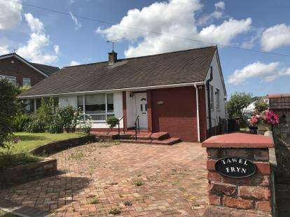 2 Bedrooms Bungalow for sale in Bryntirion Road, Bagillt, Flintshire, North Wales, CH6