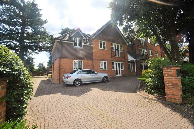 2 Bedrooms Apartment Flat for sale in Cedar House, 75 Harrow Lane, Maidenhead, Berkshire, SL6