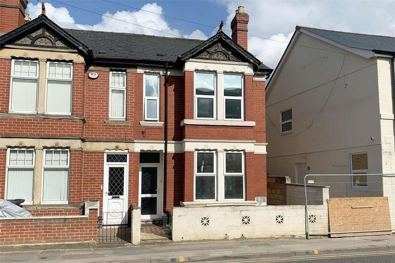 3 Bedrooms End Of Terrace House for sale in Barton Street, Tredworth, Gloucester