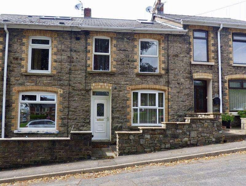 3 Bedrooms Terraced House for sale in Charles Street, Blaenavon