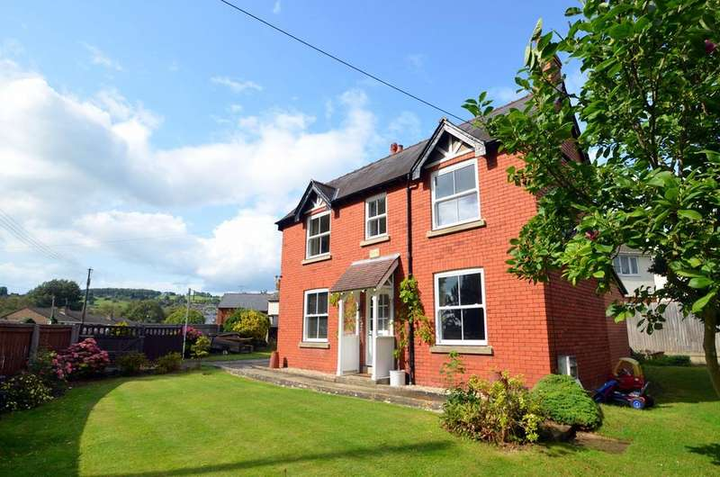 3 Bedrooms Detached House for sale in 45 Cashes Green Road, Stroud, GL5