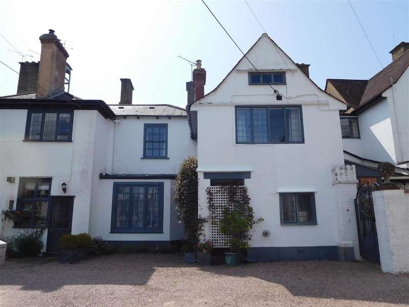 4 Bedrooms Cottage House for sale in Pytte House, Clyst st George