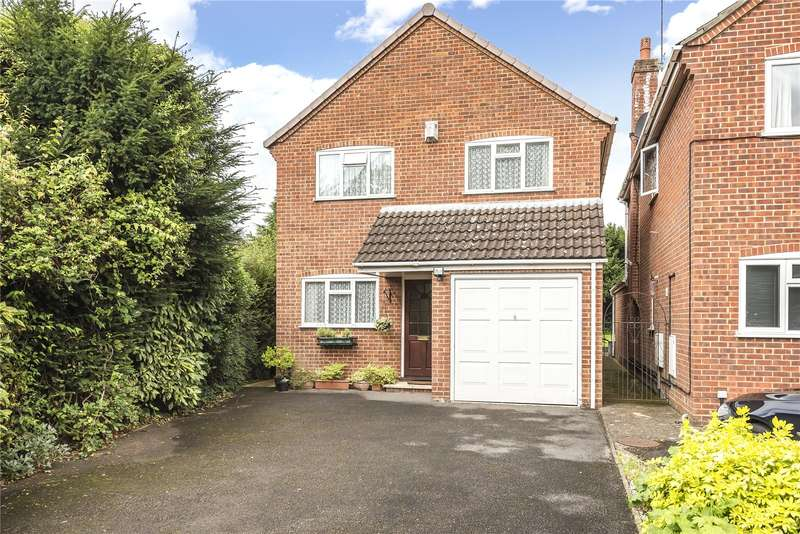 4 Bedrooms Detached House for sale in Holmsdale Close, Iver, Buckinghamshire, SL0