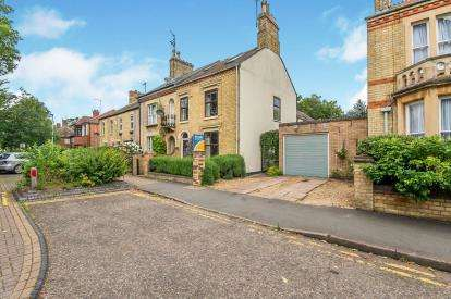 5 Bedrooms End Of Terrace House for sale in Monument Street, Peterborough, Cambridgeshire