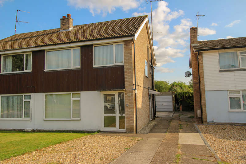 3 Bedrooms Semi Detached House for sale in Orchard Way, Burwell