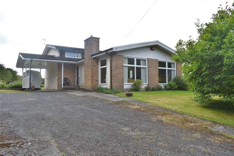 4 Bedrooms Detached House for sale in Artemis, Cosheston, Pembroke Dock, Pembrokeshire