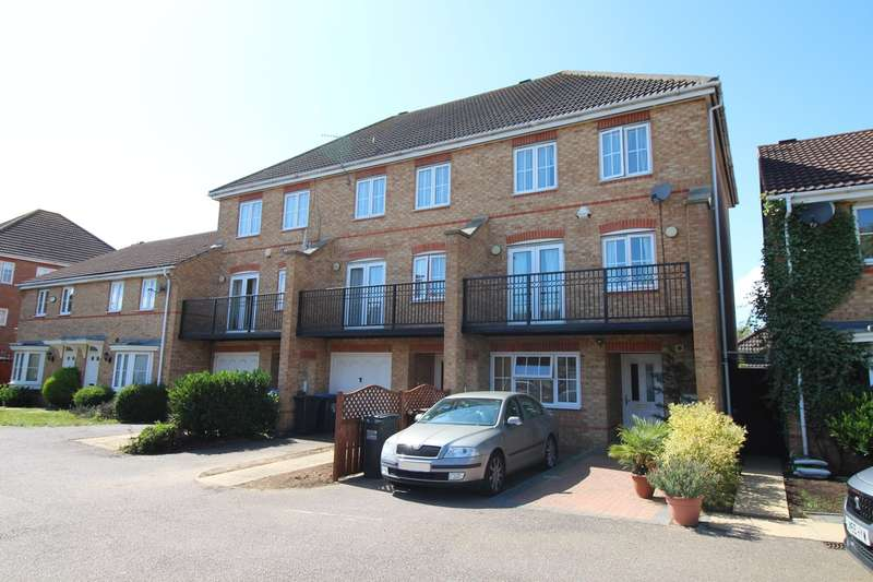 4 Bedrooms End Of Terrace House for sale in Campion Road, Hatfield, AL10