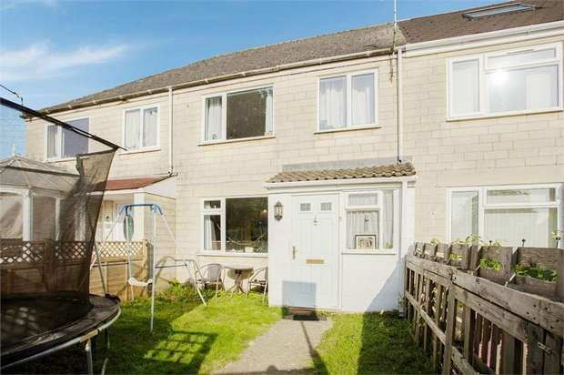 3 Bedrooms Terraced House for sale in Semington Road, Melksham, Wiltshire