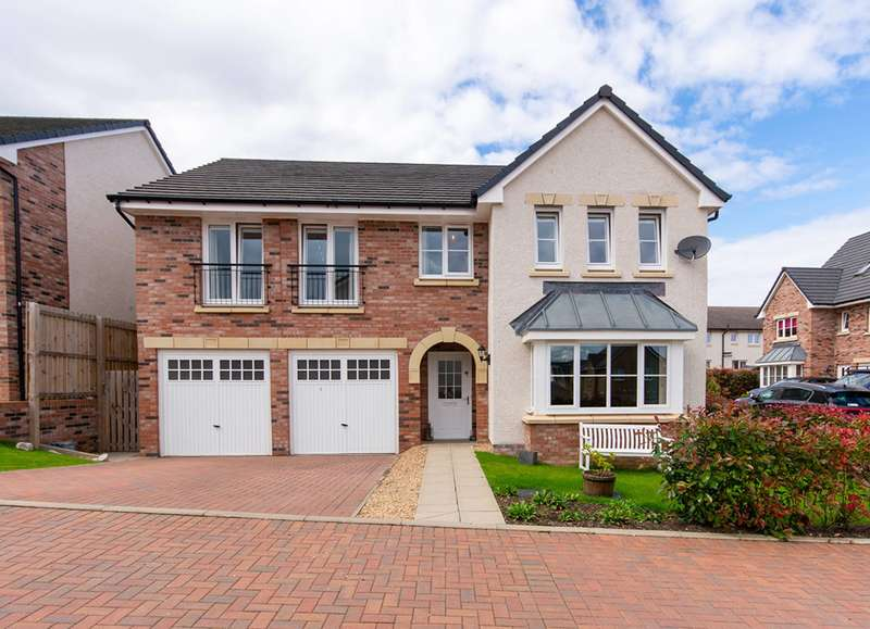 5 Bedrooms House for sale in South Chesters Grove, Bonnyrigg, Midlothian, EH19 3WG