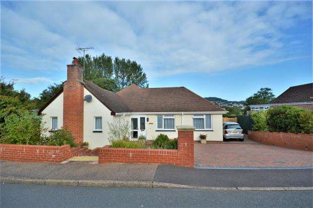3 Bedrooms Detached Bungalow for sale in Sidcliffe, Sidmouth, Devon
