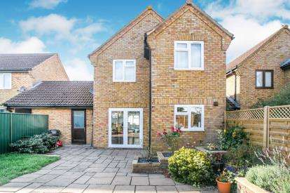 3 Bedrooms Link Detached House for sale in St. Marys Walk, Everton, Sandy, Bedfordshire