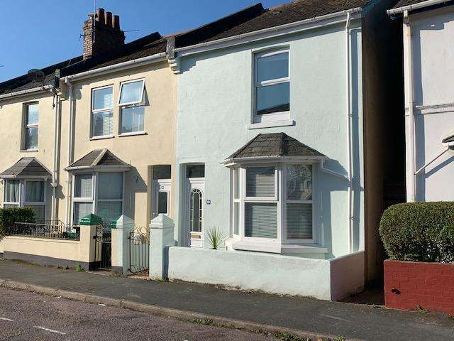 2 Bedrooms End Of Terrace House for rent in Langs Road, Paignton TQ3