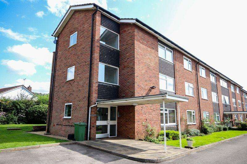 2 Bedrooms Apartment Flat for sale in Finchcroft Court, Cheltenham