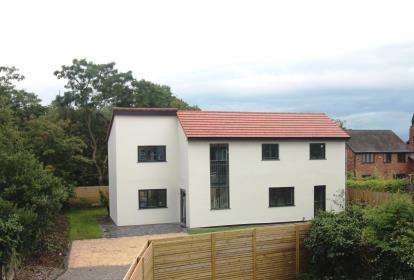 4 Bedrooms Detached House for sale in Lyntonvale Avenue, Gatley, Cheadle, Cheshire