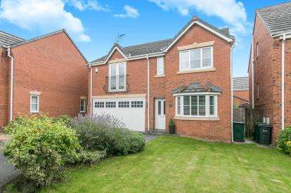 4 Bedrooms Detached House for sale in Atlas Way, Ellesmere Port, Cheshire, CH66