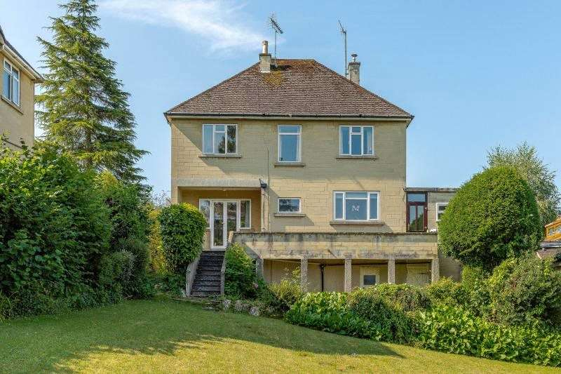 4 Bedrooms Detached House for sale in St Catherines Close, Bathwick Hill, Bath, BA2