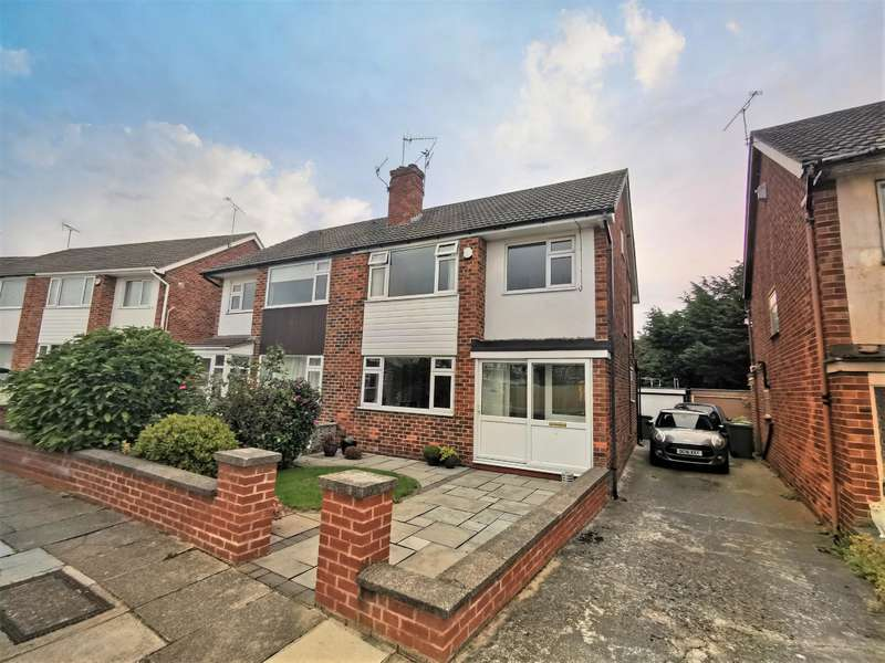 4 Bedrooms Semi Detached House for sale in Kinross Road, Wallasey, CH45 8LH