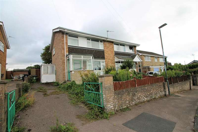 3 Bedrooms Semi Detached House for sale in Prospect Close, Coleford
