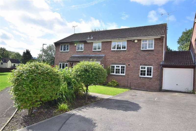 4 Bedrooms Semi Detached House for sale in Timmis Close, Gloucester