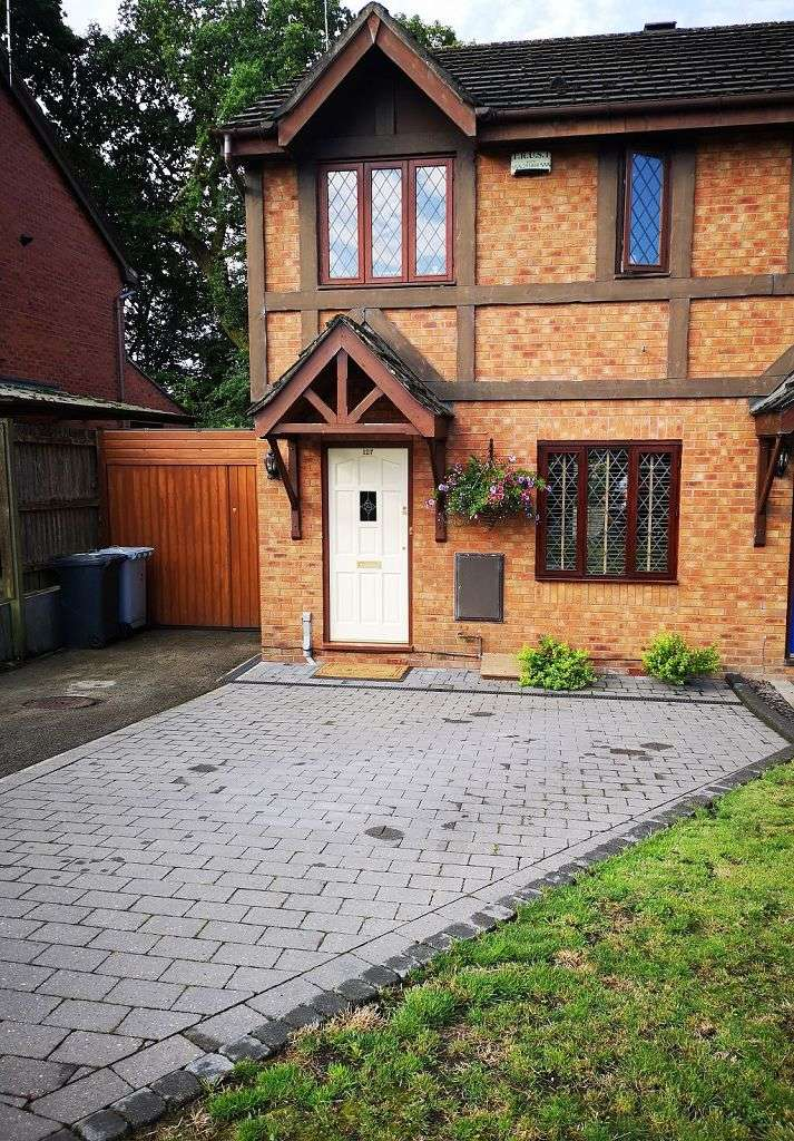 2 Bedrooms Terraced House for sale in Field Lane, Wistaston, Crewe, Cheshire