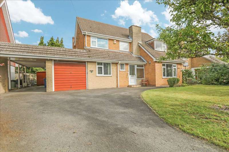 4 Bedrooms Detached House for sale in Church Street, Scothern, Scothern, Lincoln