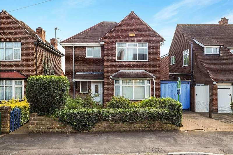 3 Bedrooms Detached House for sale in Aylestone Drive, Nottingham, NG8