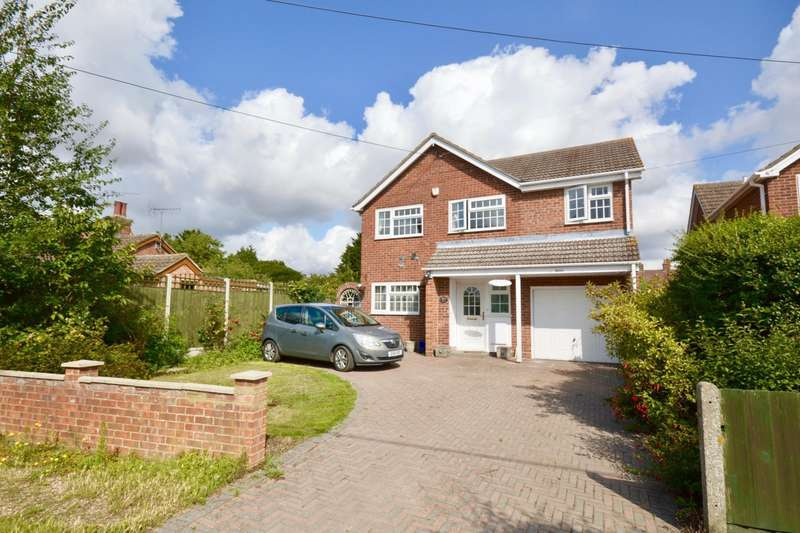 4 Bedrooms Detached House for sale in College Road, Braintree, CM7