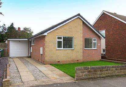 3 Bedrooms Bungalow for sale in Cecil Road, Dronfield, Derbyshire