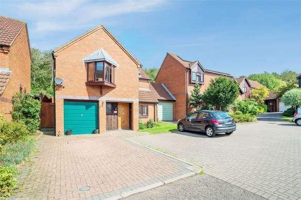 4 Bedrooms Detached House for sale in Hargreaves Nook, Blakelands, Milton Keynes, Buckinghamshire