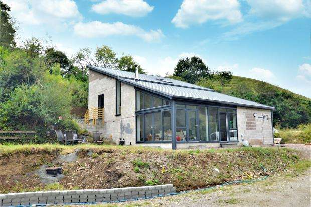 5 Bedrooms Detached House for sale in Burraton Coombe, Saltash, Cornwall