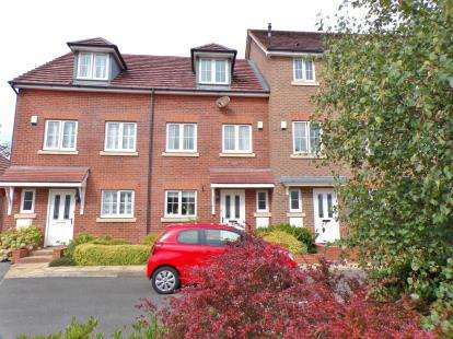 4 Bedrooms Terraced House for sale in Lon Pedr, Llanrhos, Llandudno, Conwy, LL30