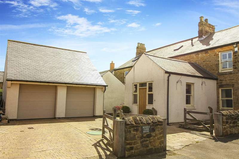 4 Bedrooms Barn Conversion Character Property for sale in Middle Farm House, Seghill