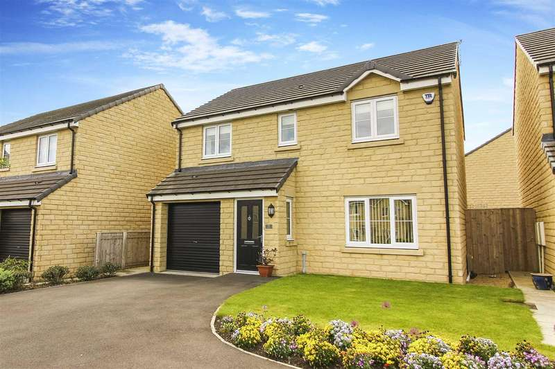 4 Bedrooms Detached House for sale in Ponteland Square, Blyth