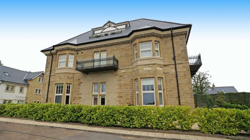 4 Bedrooms Flat for sale in Moorlands Hall, Gosforth