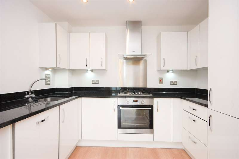 1 Bedroom Property for sale in Cipher Court, Flowers Close, London
