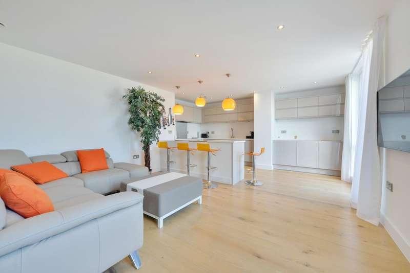3 Bedrooms Apartment Flat for rent in Sirius, 6 The Boardwalk, Brighton