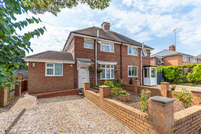2 Bedrooms Semi Detached House for sale in Bullus Road, Stourport-on-Severn