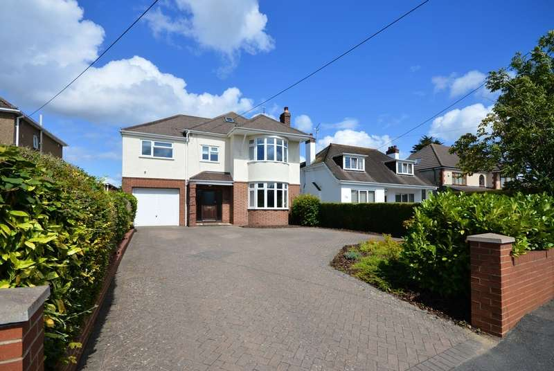 5 Bedrooms Detached House for sale in Courtney Road, Kingswood, BS15