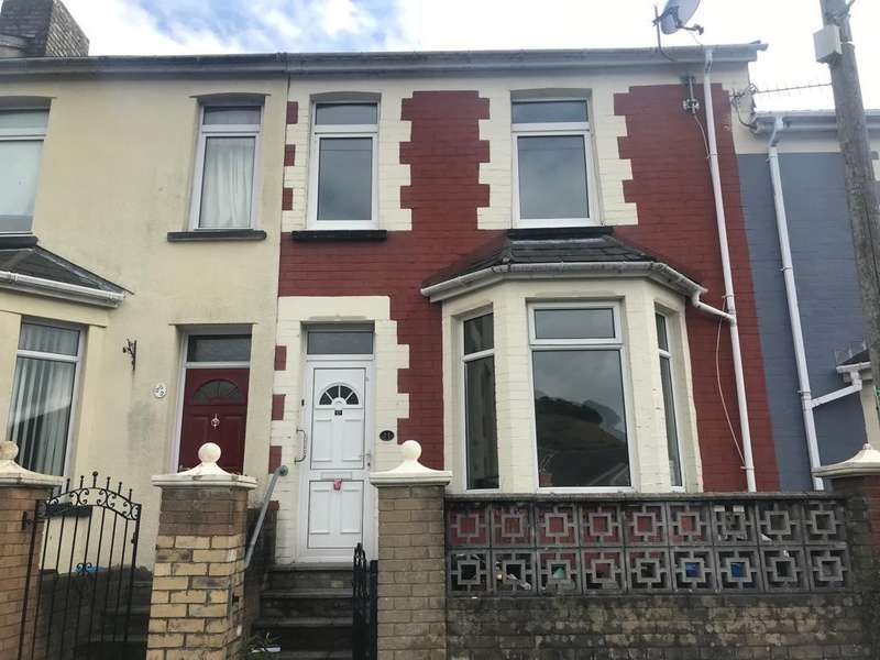 2 Bedrooms Terraced House for sale in Marlborough Road, Six Bells, Abertillery, NP13