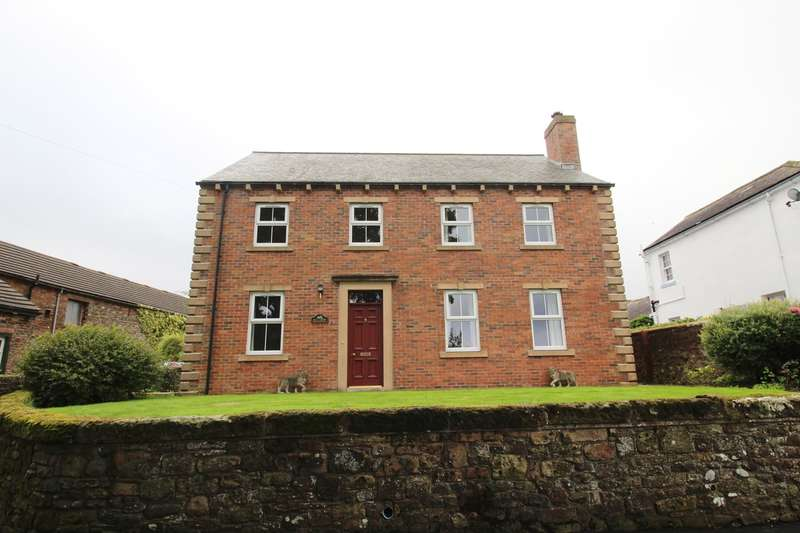 4 Bedrooms Detached House for sale in Boustead Hill, Carlisle, CA5