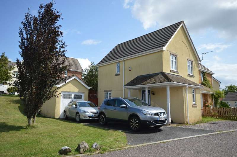 3 Bedrooms Semi Detached House for sale in Winkleigh