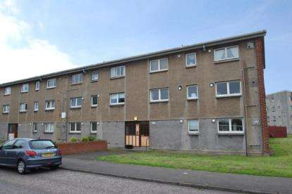2 Bedrooms Flat for sale in Torwood Avenue, Grangemouth